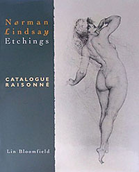 Catalogue Raisonne Etchings of Norman Lindsay