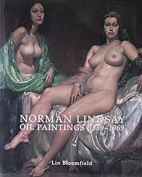 Norman Lindsay Oil Paintings 1889 - 1969