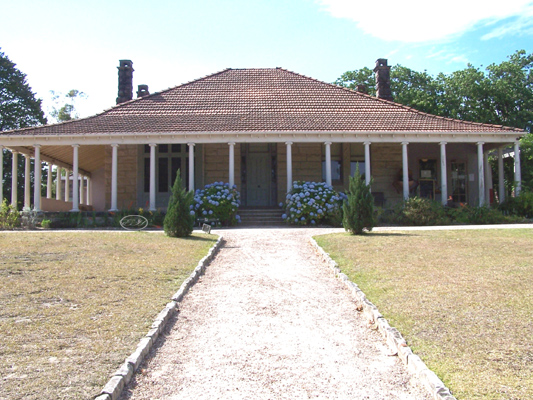 The Norman Lindsay Home