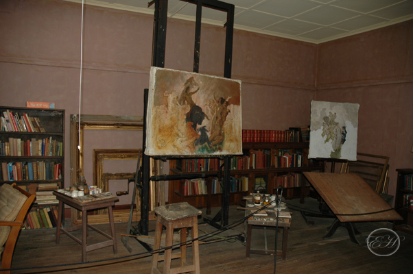 Norman Lindsay Studio