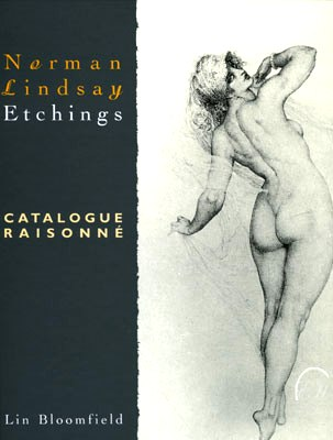 Book - Etchings of Norman Lindsay