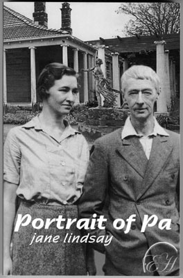 Book - Portrait of Pa