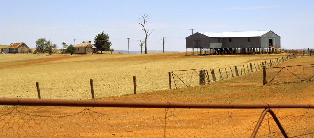 A place outback