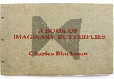 A Book of imaginary Butterflies