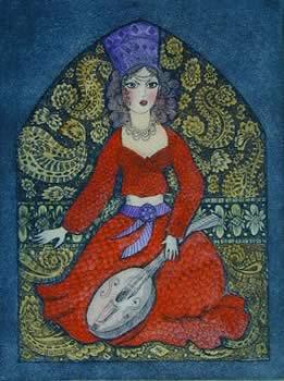Arabian Nights - Scherherezade