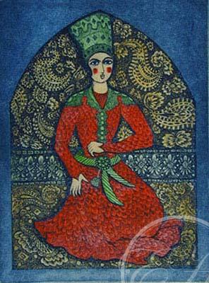 Arabian Nights - Sultan