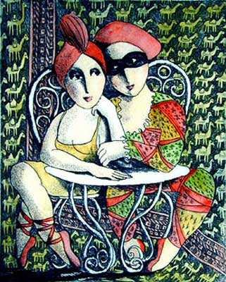 Pagliacci - The Lovers Tryst