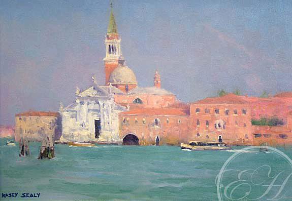 View to San Giorgio