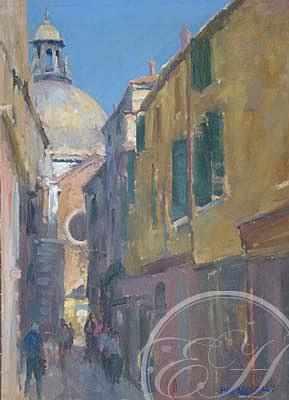 Venetian Glimpse
