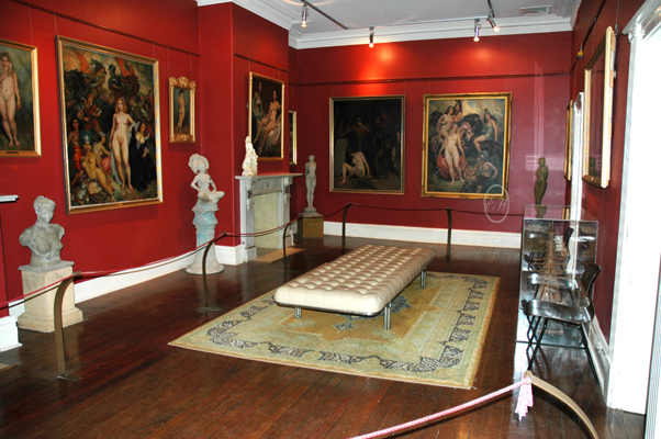 The Norman Lindsay Gallery