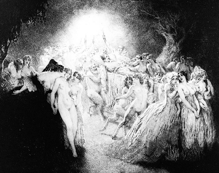 The Funeral March of Don Juan
