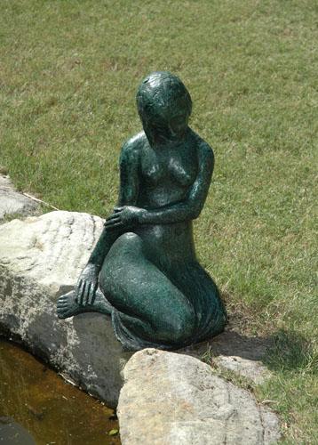 Spring Sculpture