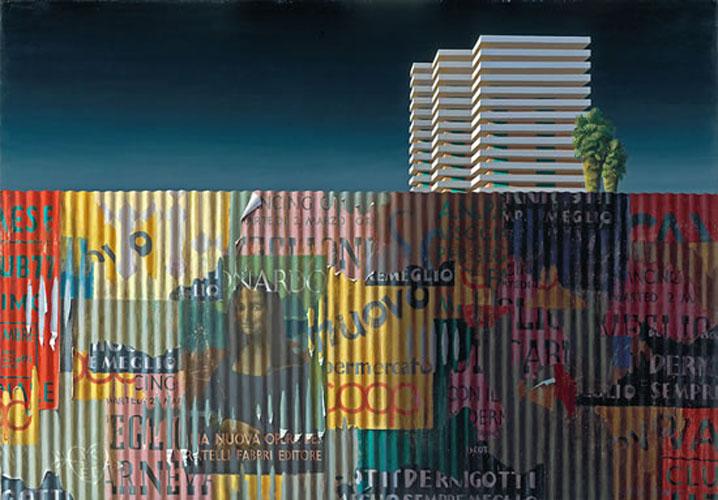 Corrugated Gioconda 1978