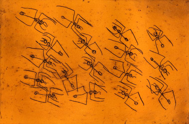 Orange Ants