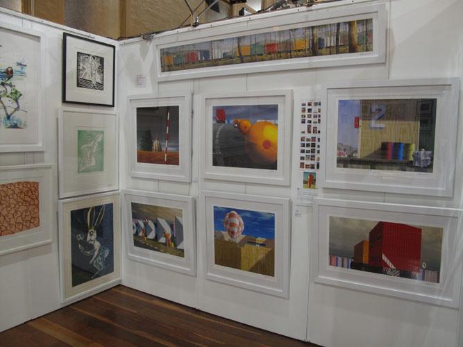 Jeffrey Smart Collection