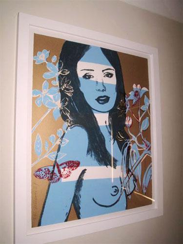 David Bromley Art