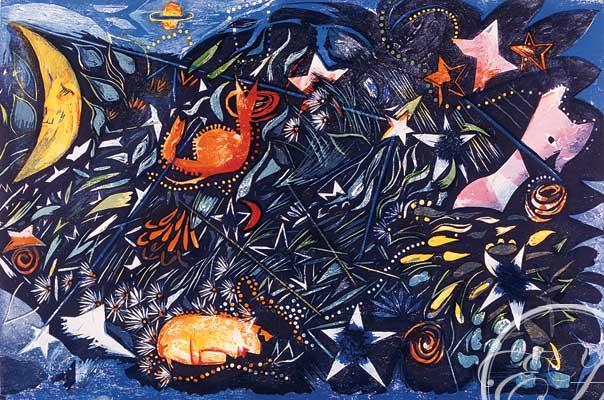 Garden of the Stars