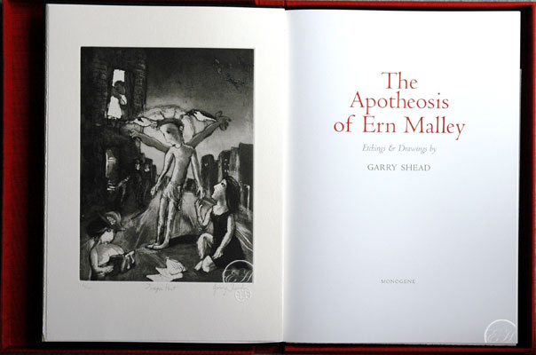 BOOK - Apotheosis Of Ern Malley